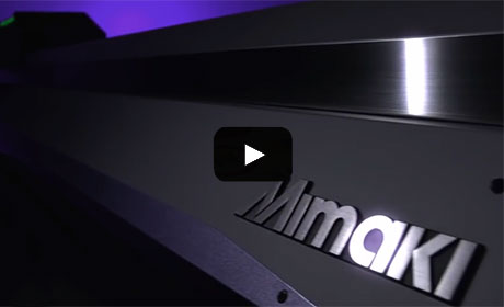 Video Mimaki UJF-7151plus